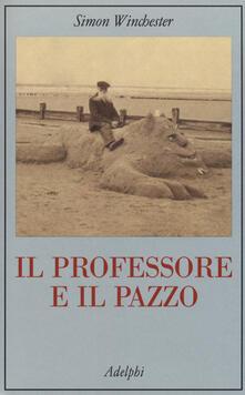 Librisulladiversita.it Il professore e il pazzo Image