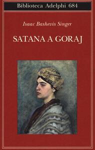 Satana a Goray - Isaac Bashevis Singer - copertina