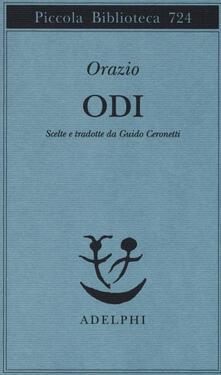 Ristorantezintonio.it Dalle odi. Scelte e tradotte da Guido Ceronetti Image