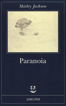 Paranoia - Shirley Jackson - copertina
