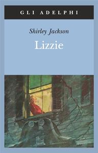 Lizzie - Shirley Jackson - copertina