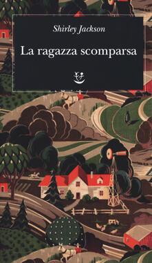 La ragazza scomparsa - Shirley Jackson - copertina