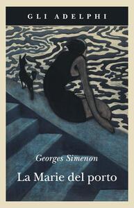 La Marie del porto - Georges Simenon - copertina