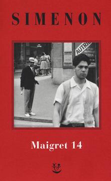 Festivalshakespeare.it I Maigret: Il ladro di Maigret-Maigret a Vichy-Maigret è prudente-L'amico d'infanzia di Maigret-Maigret e l'omicida di Rue Popincourt. Vol. 14 Image