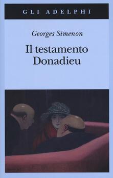 Capturtokyoedition.it Il testamento Donadieu Image