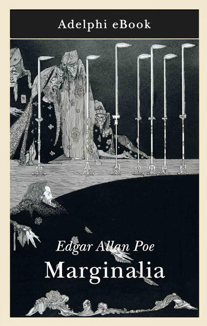 Marginalia - Edgar Allan Poe,Cristiana Mennella - ebook