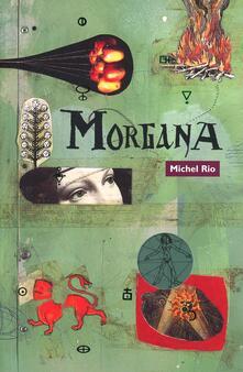 Morgana - Michel Rio - copertina