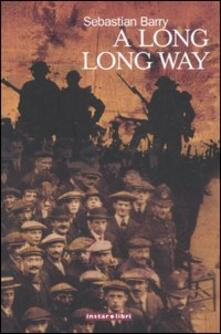Long, long way (A) - Sebastian Barry - copertina