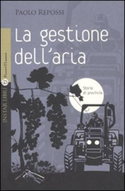 La gestione dell'aria - Paolo Repossi - copertina