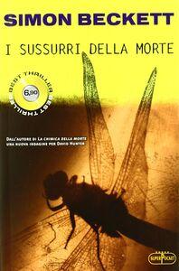 Foto Cover di I sussurri della morte, Libro di Simon Beckett, edito da RL Libri