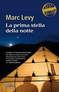 Foto Cover di La prima stella della notte, Libro di Marc Levy, edito da RL Libri