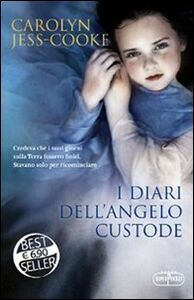 Libro I diari dell'angelo custode Carolyn Jess-Cooke