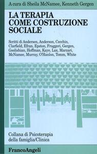 Libro La terapia come costruzione sociale Sheila McNamee , Kenneth J. Gergen