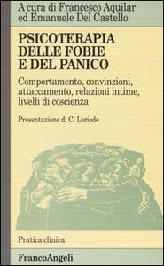 Psicoterapia delle fobie e del panico