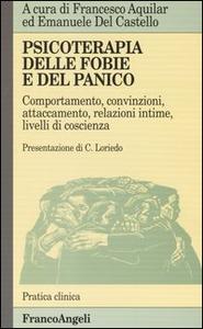 Libro Psicoterapia delle fobie e del panico