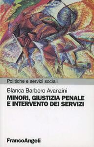 Minori, giustizia penale e intervento dei servizi - copertina