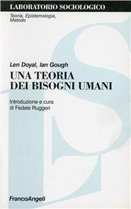 Libro Una teoria dei bisogni umani Len Doyal , Ian Gough