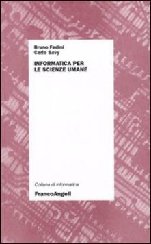 Informatica per le scienze umane.pdf