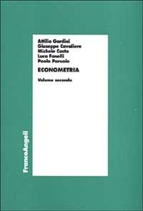 Libro Econometria. Vol. 2
