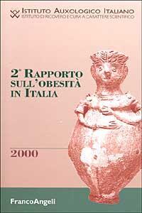 Secondo Rapporto sull'obesità in Italia - copertina