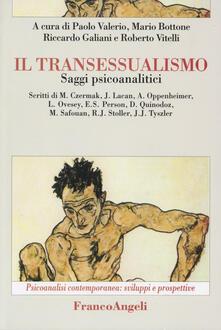 Librisulladiversita.it Il transessualismo. Saggi psicoanalitici Image