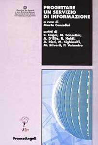Libro Progettare un servizio di informazione