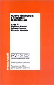 Foto Cover di Nuove tecnologie e industrie tradizionali, Libro di  edito da Franco Angeli