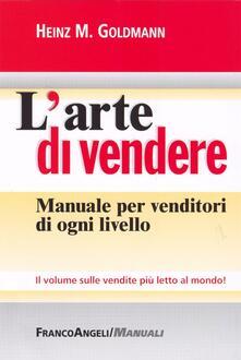 Promoartpalermo.it L' arte di vendere. Manuale per venditori di ogni livello Image