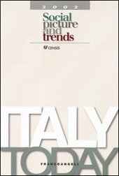 Italy today 2002. Social picture and trends