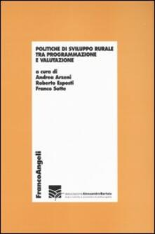 Equilibrifestival.it Politiche di sviluppo rurale tra programmazione e valutazione Image