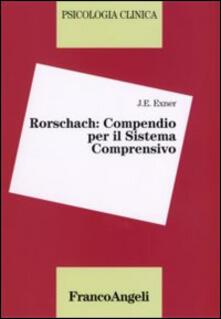 Osteriacasadimare.it Rorschach: compendio per il sistema comprensivo Image