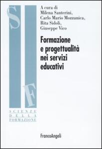 Formazione e progettualità nei servizi educativi