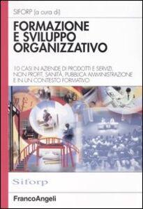 Libro Formazione e sviluppo organizzativo. 10 casi in aziende di prodotti e servizi, non profit, sanità, pubblica amministrazione e in un contesto formativo