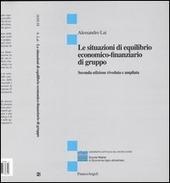 Le situazioni di equilibrio economico-finanziario di gruppo