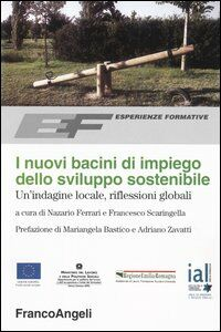 Libro I nuovi bacini di impiego dello sviluppo sostenibile. Un'indagine locale, riflessioni globali