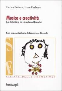 Musica e creatività. La didattica di Giordano Bianchi