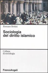 Sociologia del diritto islamico