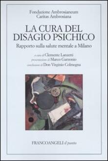 Winniearcher.com La cura del disagio psichico. Rapporto sulla salute mentale a Milano Image