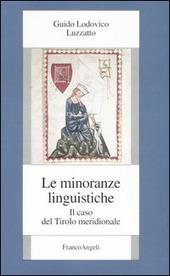 Le minoranze linguistiche. Il caso del Tirolo meridionale