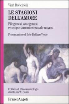 Filippodegasperi.it Le stagioni dell'amore. Filogenesi, ontogenesi e comportamento sessuale umano Image