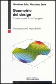 Geometrie del design. Forme e materiali per il progetto.pdf