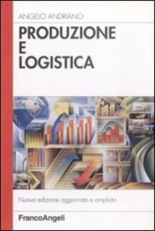 Lpgcsostenible.es Produzione e logistica Image