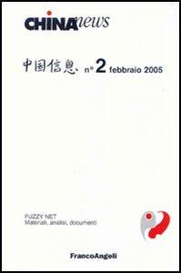 Foto Cover di China news (2005). Vol. 2, Libro di  edito da Franco Angeli