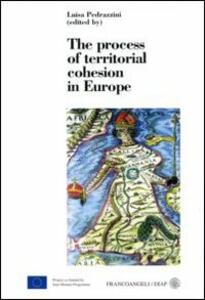 The process of territorial cohesion in Europe