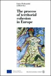 Libro The process of territorial cohesion in Europe
