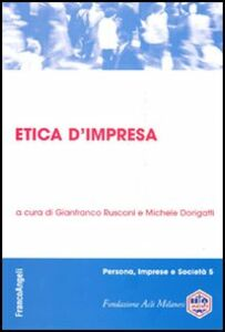 Libro Etica d'impresa
