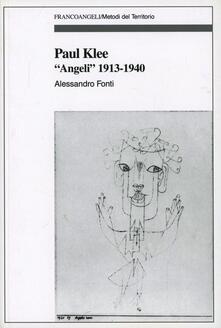 Librisulladiversita.it Paul Klee. «Angeli» 1913-1940 Image