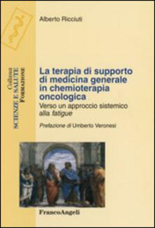 Warholgenova.it La terapia di supporto di medicina generale in chemioterapia oncologica. Verso un approccio sistemico alla fatigue Image