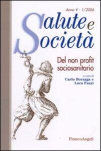 Libro Del non profit sociosanitario