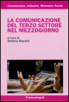 La comunicazione del terzo settore nel Mezzogiorno - copertina